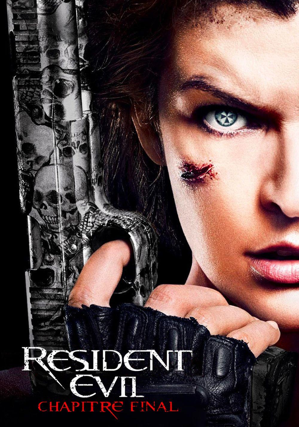 Movie Resident Evil The Final Chapter Resident Evil Movie Poster Resident Evil Resident Evil Movie Resident Evil Alice