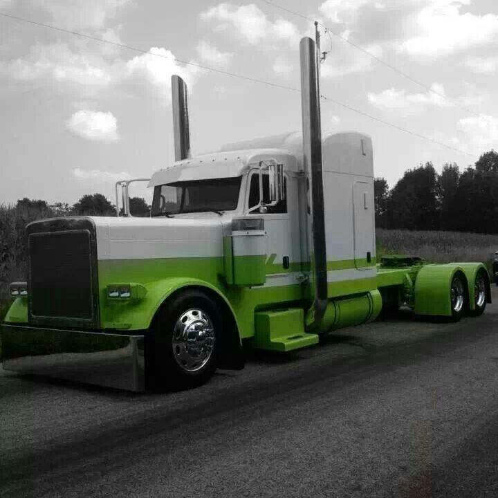 Custom 379 Peterbilt Trucks For Sale