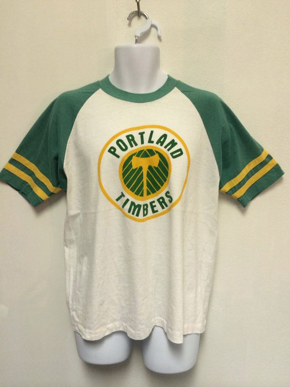 Sweetvtgtshirt Timbers Portland Vintage 70s By Jersey Shirt Army a0wwgdqHP