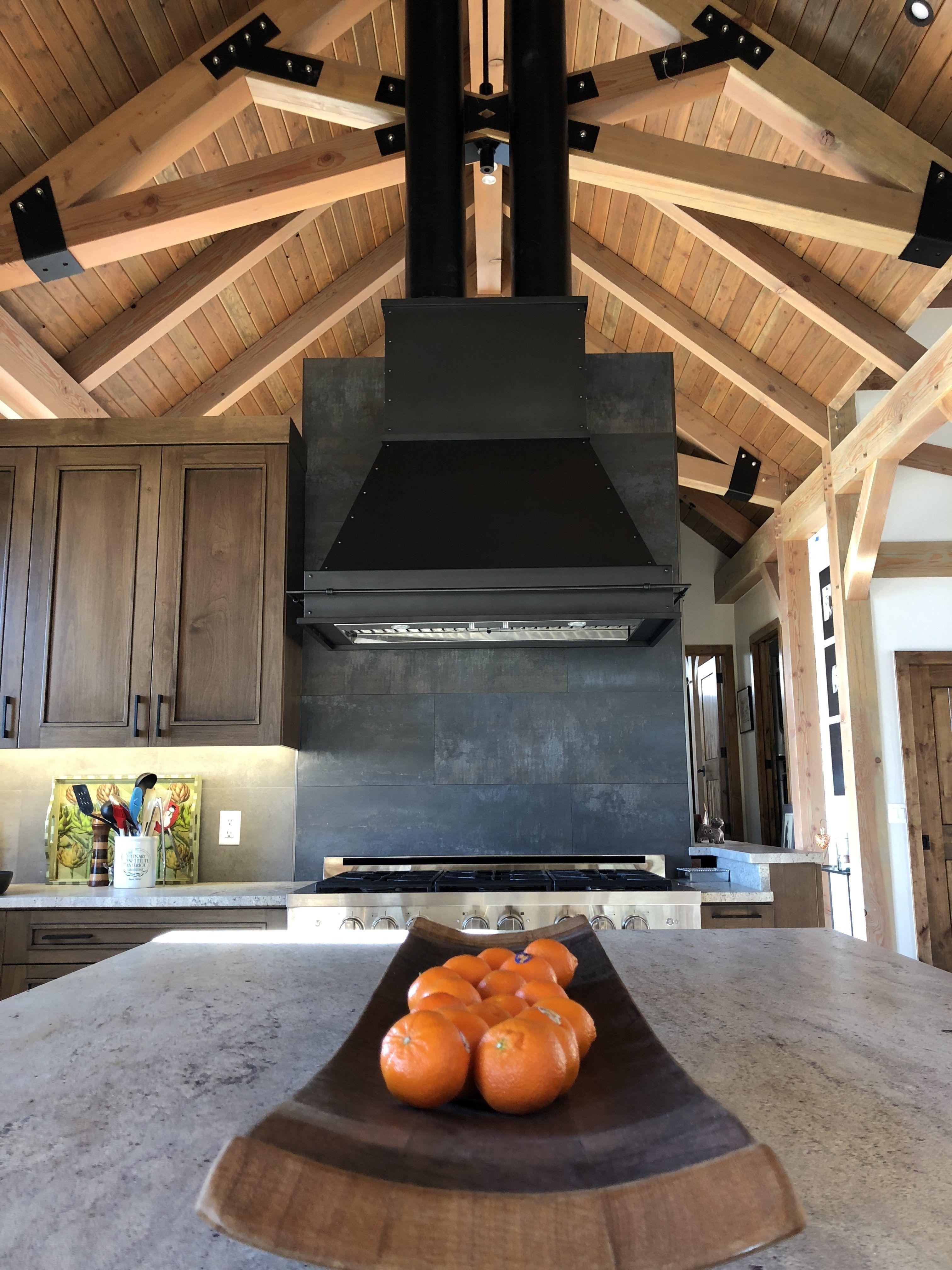 creede range hood in blackened steel patina by raw urth designs range hoods kitchen vent hood on outdoor kitchen vent hood ideas id=65029