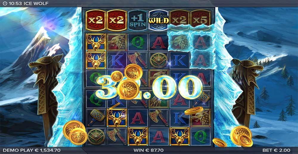 Spiele Ice Wolf - Video Slots Online