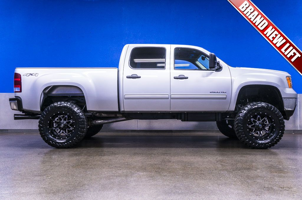 2014 gmc sierra 2500 sle 4x4 truck for sale with brand new 6 fabtech performance lift with 20. Black Bedroom Furniture Sets. Home Design Ideas