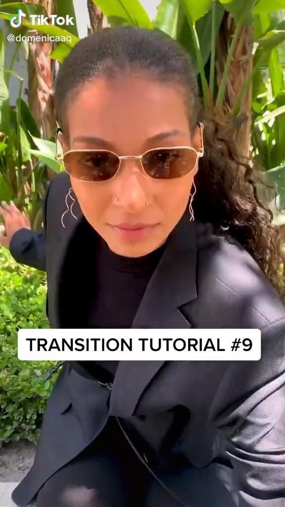 Transition Tik Tok Tutorial Video Film Photography Tips Digital Art Tutorial Creative Photography Techniques