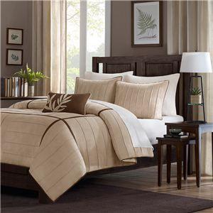 Home Essence Lancaster 4 Piece Comforter Set,On sale price: $69.99-$79.99