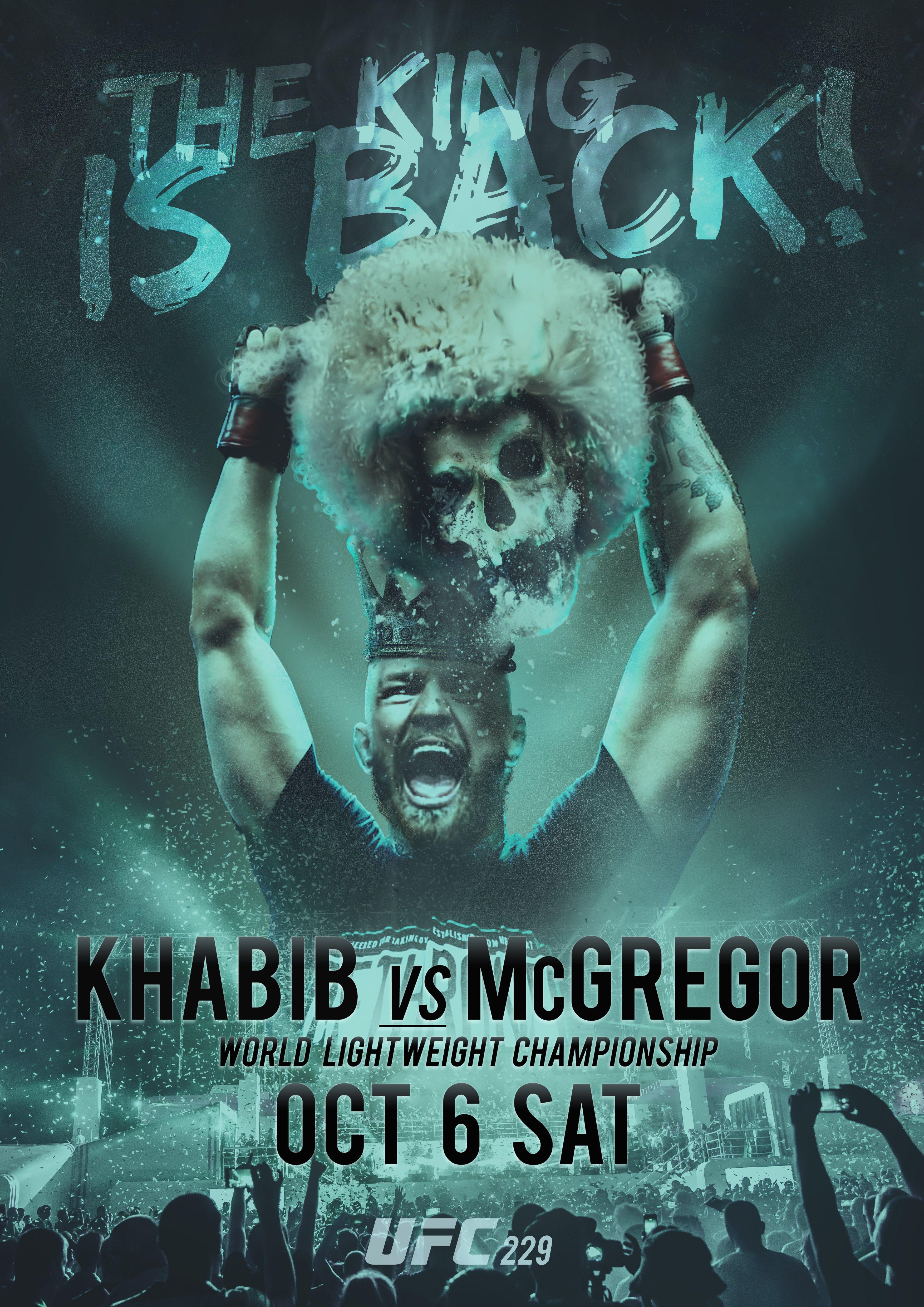 Mcgregor Vs Khabib Ufc Conor Mcgregor Mcgregor Fight Notorious Conor Mcgregor