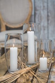 "Richland Balini Vase Set of 3 (1 each 12""/10""/8"") - Click to enlarge"