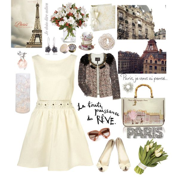 spring in Paris