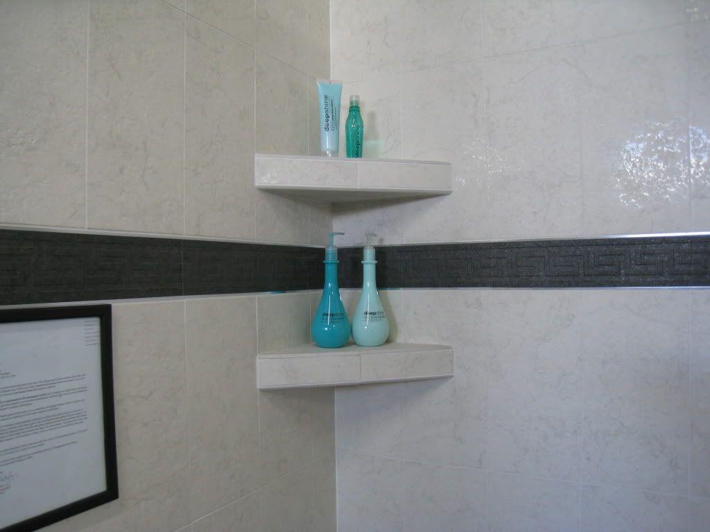 Recessed Shower Shampoo Shelf Or Corner Holder Needed Bathrooms Forum Gardenweb