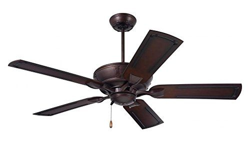 Bronze Welland 54in. 5 Blade Ceiling Fan Blades