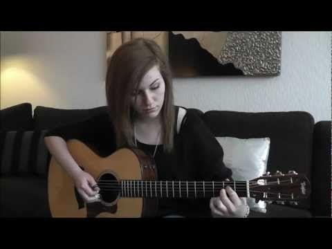 (Aerosmith) I Don't Wanna Miss A Thing - Gabriella Quevedo - YouTube