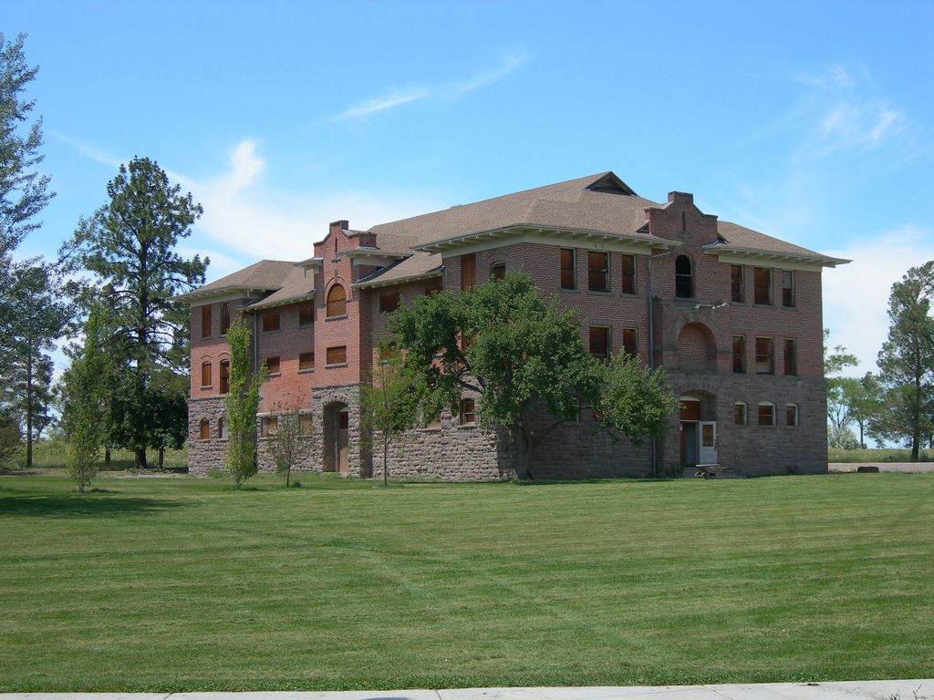 Albion State Normal School Building Idaho Pinterest Idaho