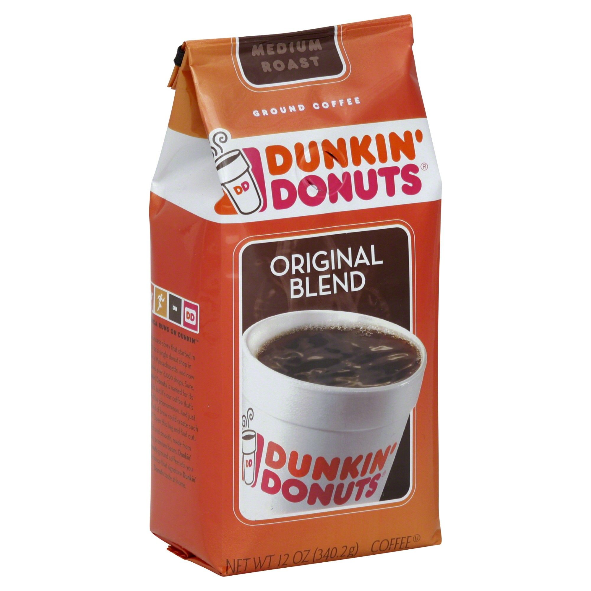 Dunkin Donuts Ground Coffee 12 Oz Or K Cups Only 3 99