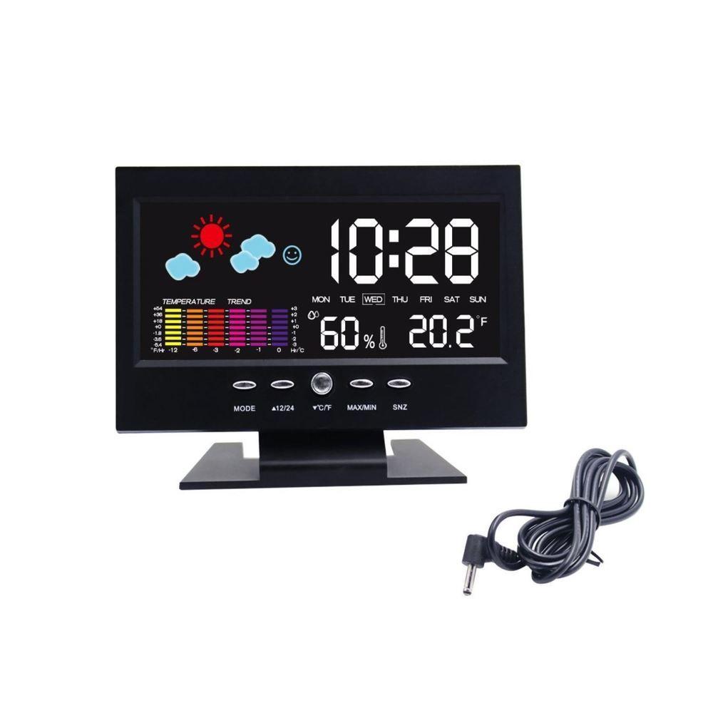 Pin By Lisa Havlin On Electronic Likeables Clock Sound Bedside Clock Digital Alarm Clock