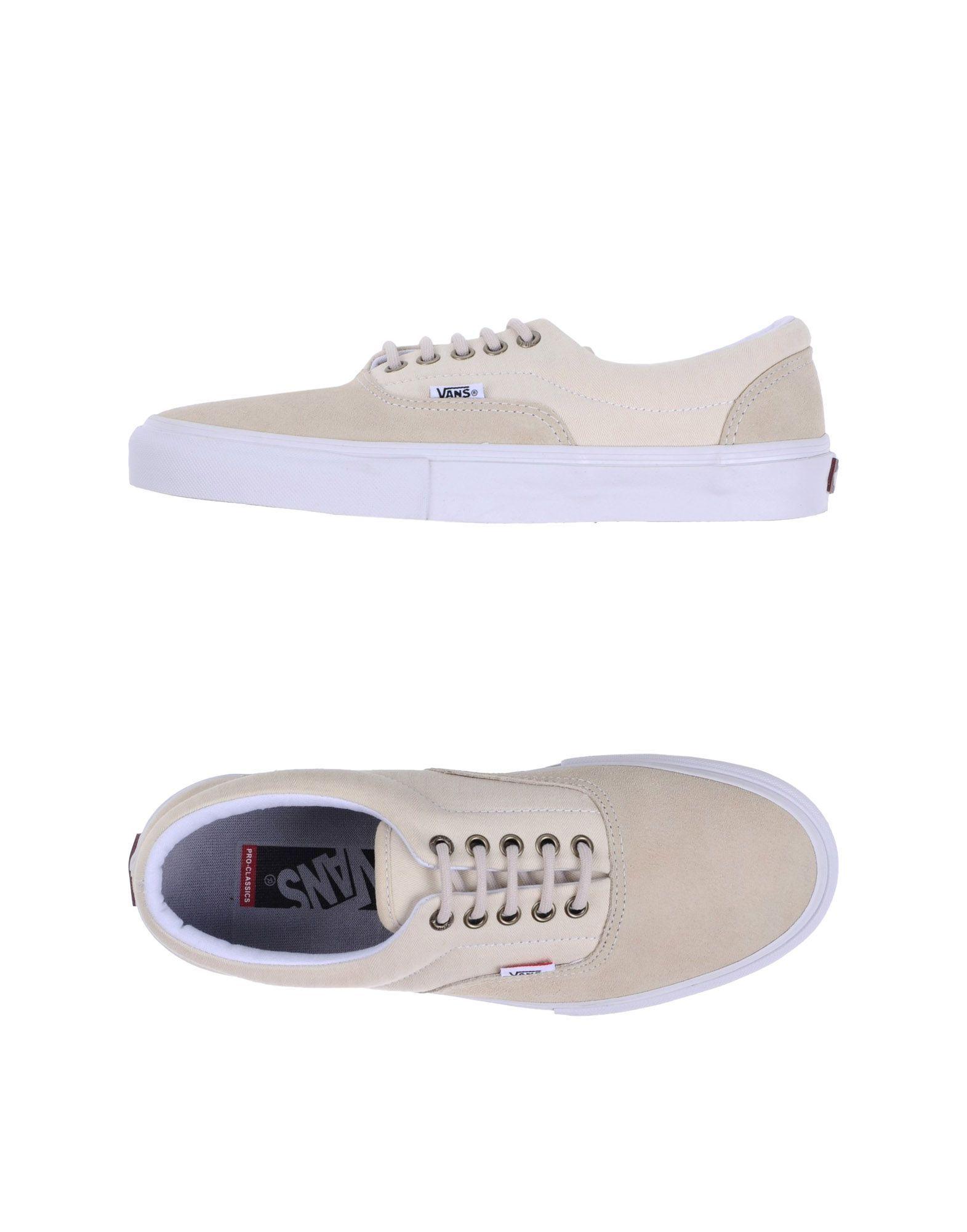 Sneakers & tennis shoes basse Vans Uomo - Acquista online su YOOX