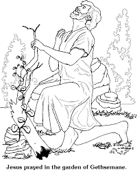 jesus arrested coloring page - Google Search | Christian ...