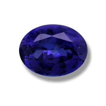 tanzanite il zoom oval listing pave rose engagement diamond ring