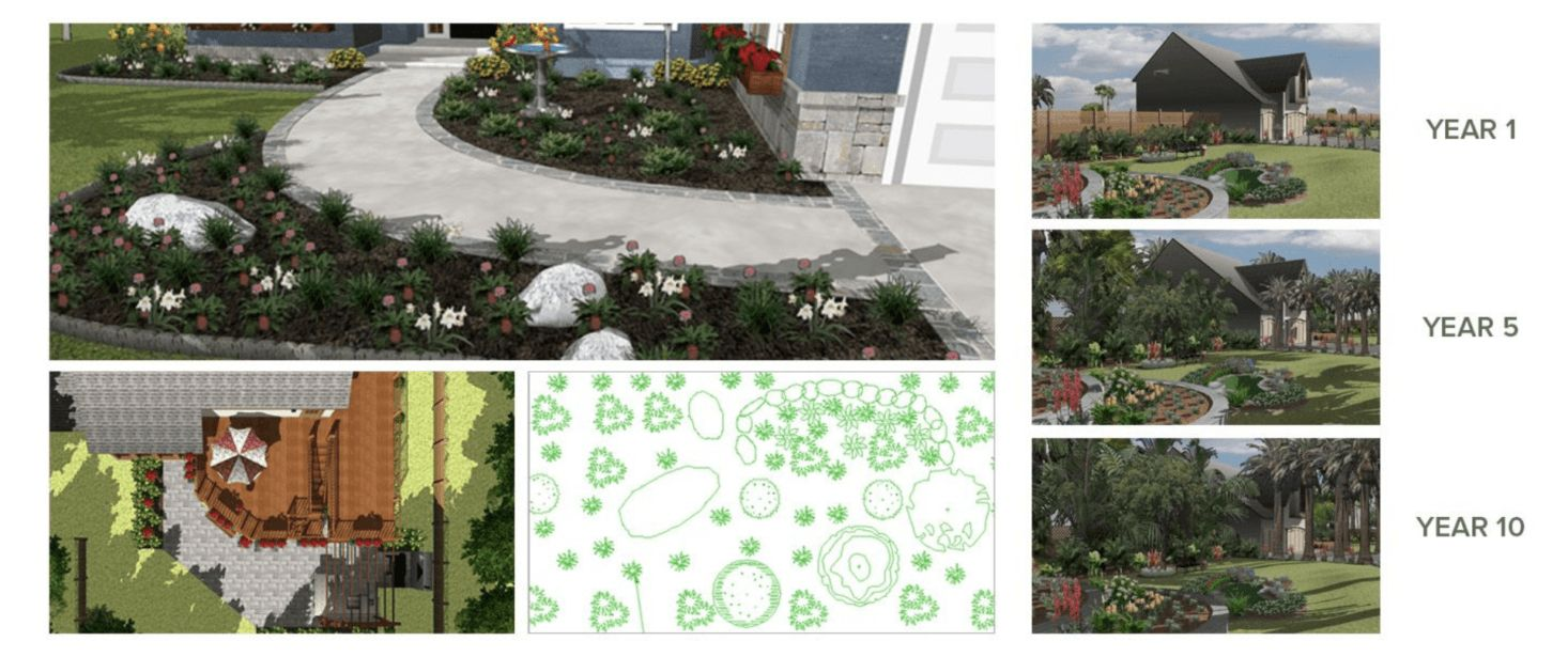 13 Clever Ways How To Make Backyard Landscaping Software