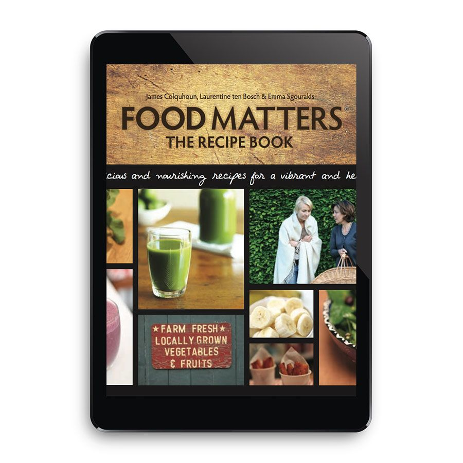 Food matters the recipe book ebook edition v1 fitness pinterest food matters the recipe book ebook edition v1 forumfinder Images