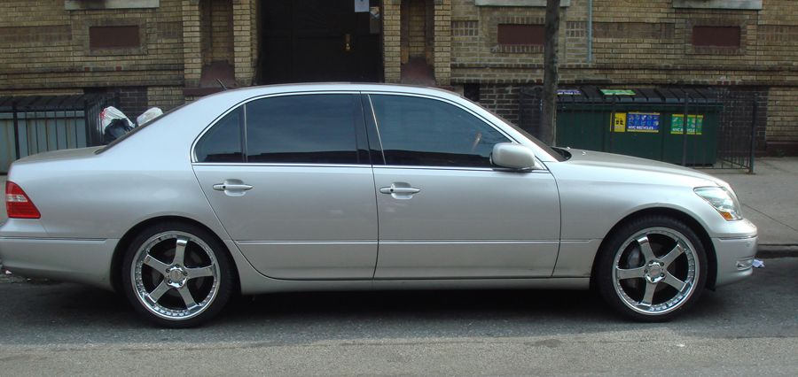 POST PICS OF 20's on your LS430 Page 5 Club Lexus