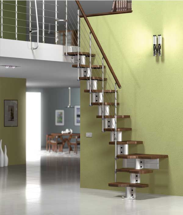 Best The Dixi Space Saver By Mobirolo Staircase Staircase 400 x 300