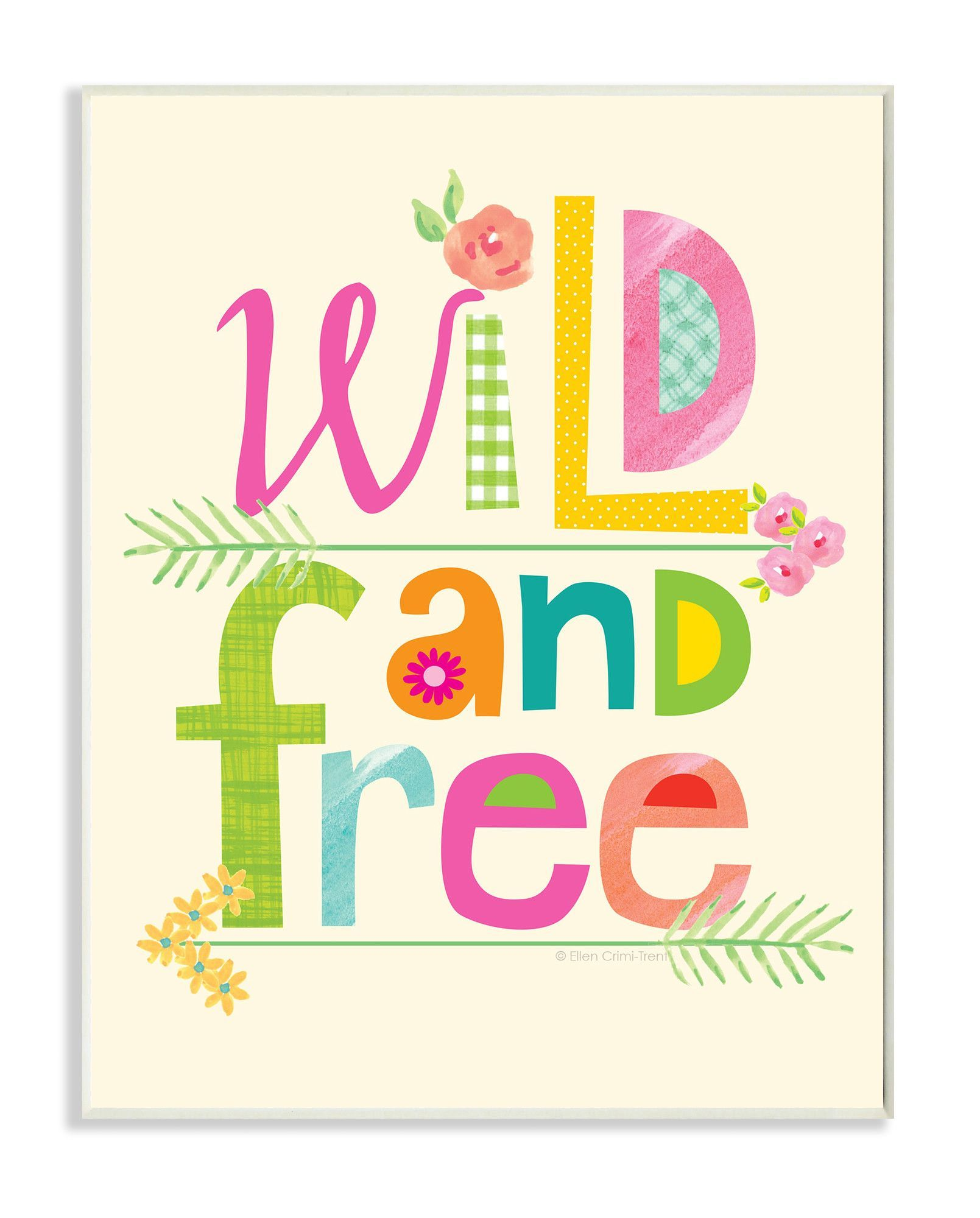bedroom wall plaques. The Kids Room Wild And Free Wall Plaque Bedroom Plaques E