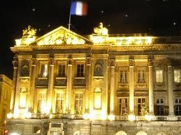 stay at Hotel Crillon (instead of just sitting in the parlor!)