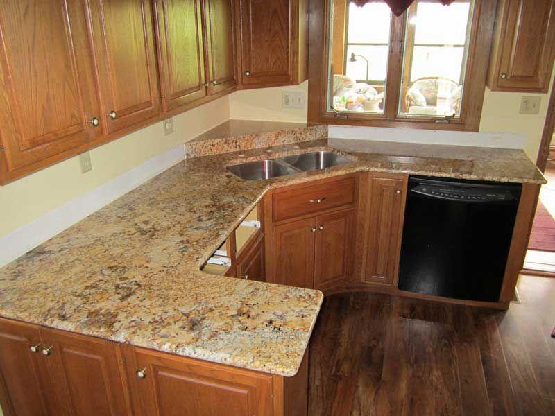 Solarius Granite | Granite countertop designs, Kitchen ...