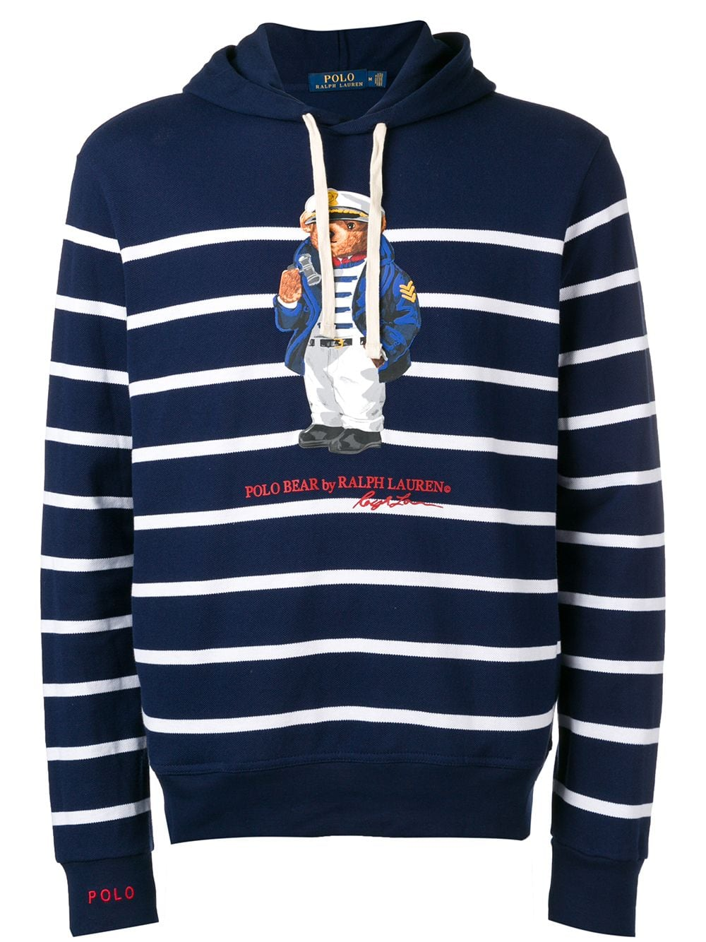 Lauren Blue Striped Hoodie In Polo Ralph 2019Products ulTFKJc31