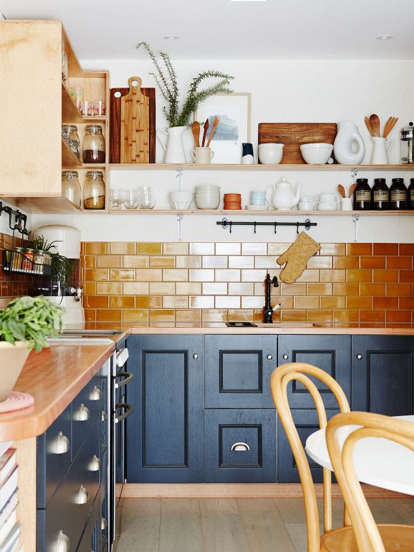 Justin Kennedy and Sarah Collins | Design files, Kitchens and ...