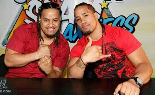 Jimmy Jey Uso The Rock Dwayne Johnson Watch Wrestling Samoan Men