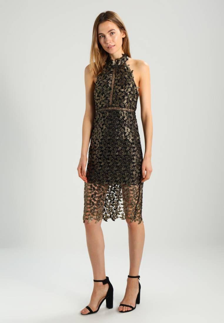 GEMMA DRESS - Cocktailkleid/festliches Kleid - gold leaf   Bardot ...