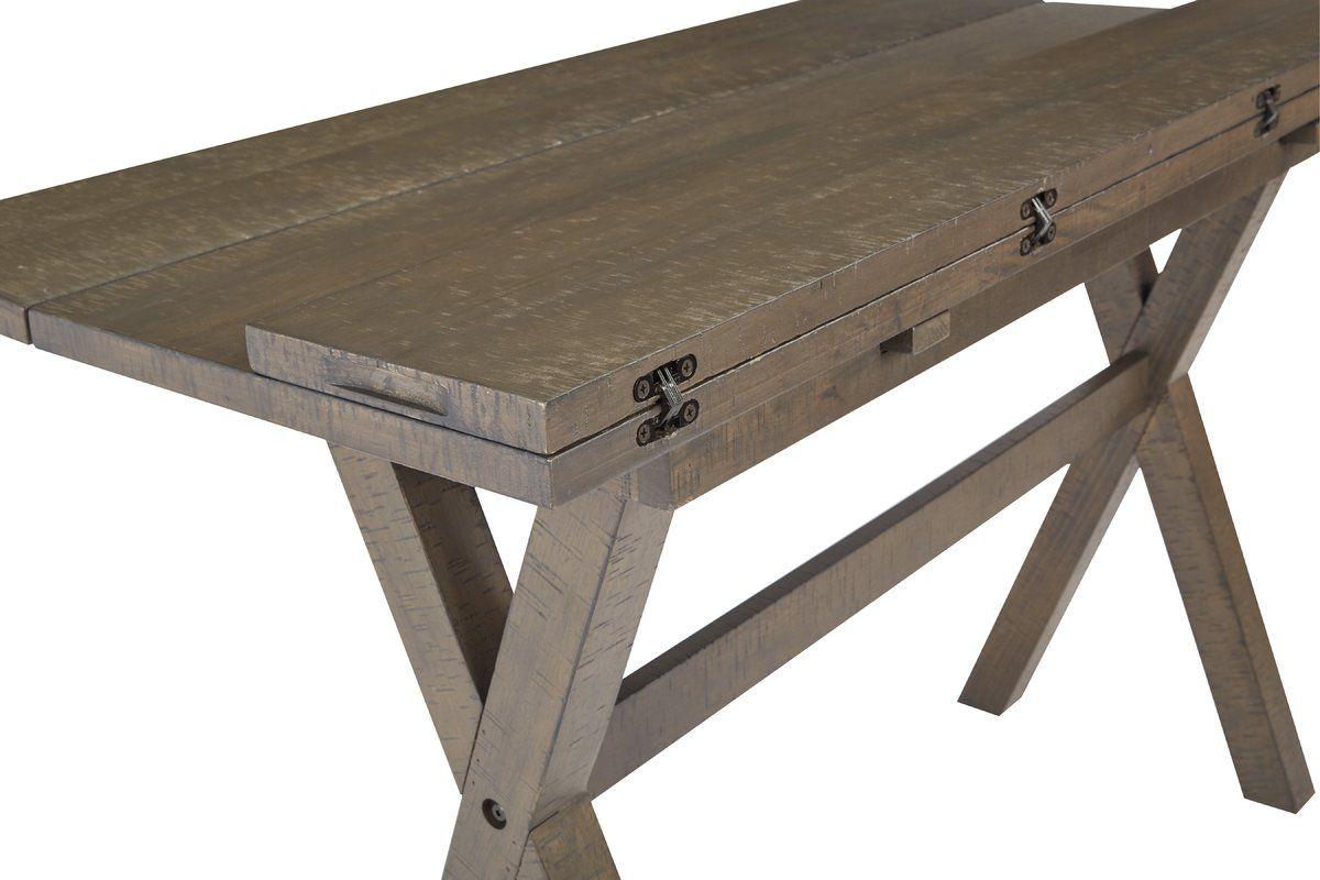 Meilani Flip Top Console Table In 2020 Flip Top Table Dining Table In Kitchen Console Table