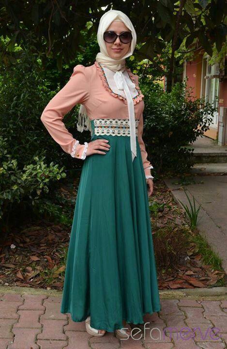 Pin Di Hijabi Style