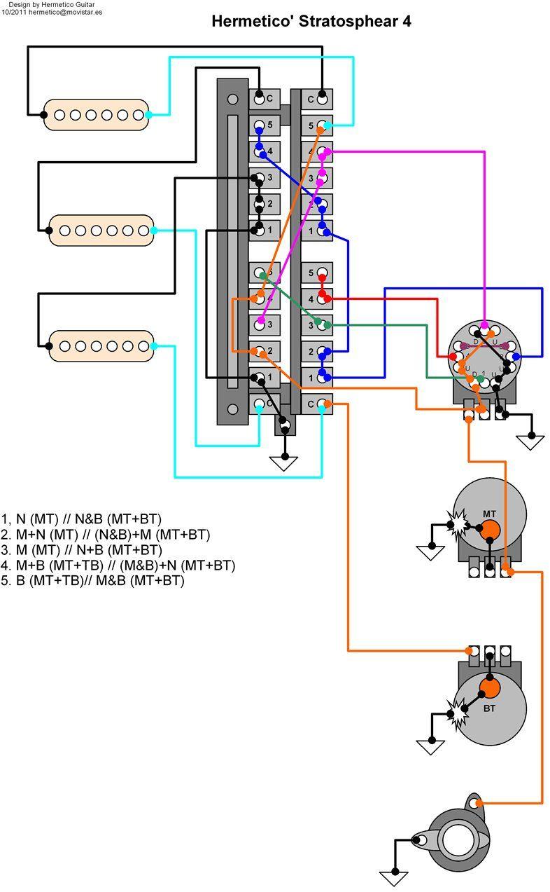fender guitar wiring diagrams [ 786 x 1273 Pixel ]