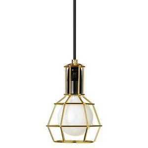 Gold work lamp /industrial pendant lamp