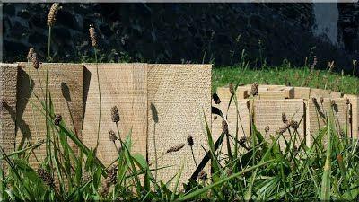Garteneinfassungen Aus Eichenholz Und Robinienholz Garten Garten
