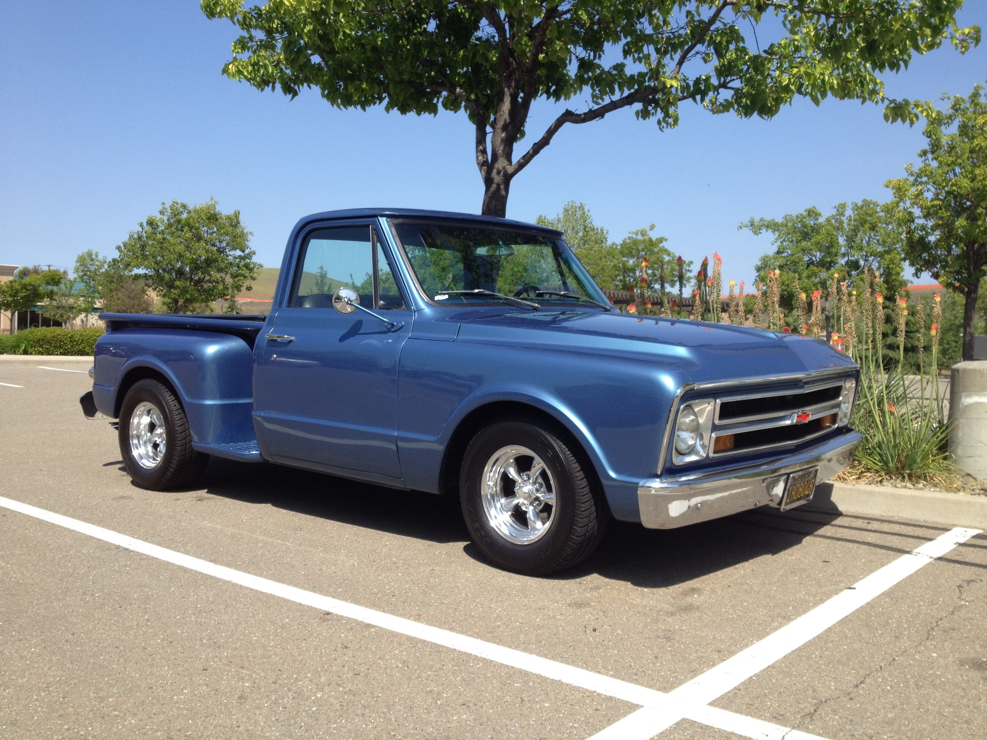 68 Chevy Stepside Cars Trucks Pinterest Gmc 1968 C10