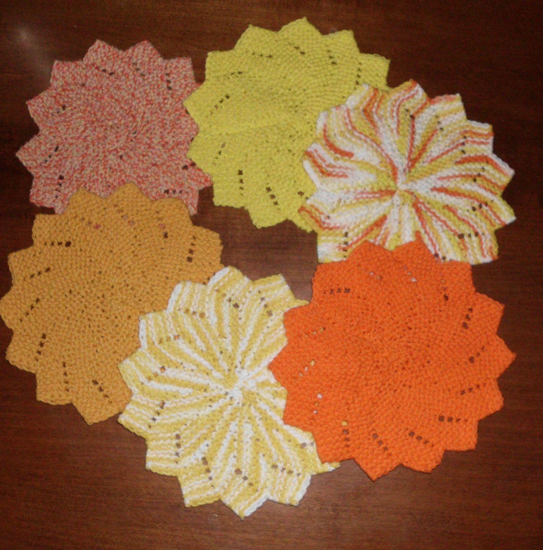 6 Round Knit Cotton \