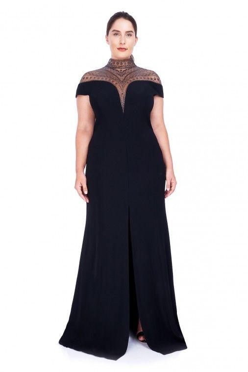 Tadashi Shoji Plus Size - Piper Gown | Recital Gowns | Pinterest ...