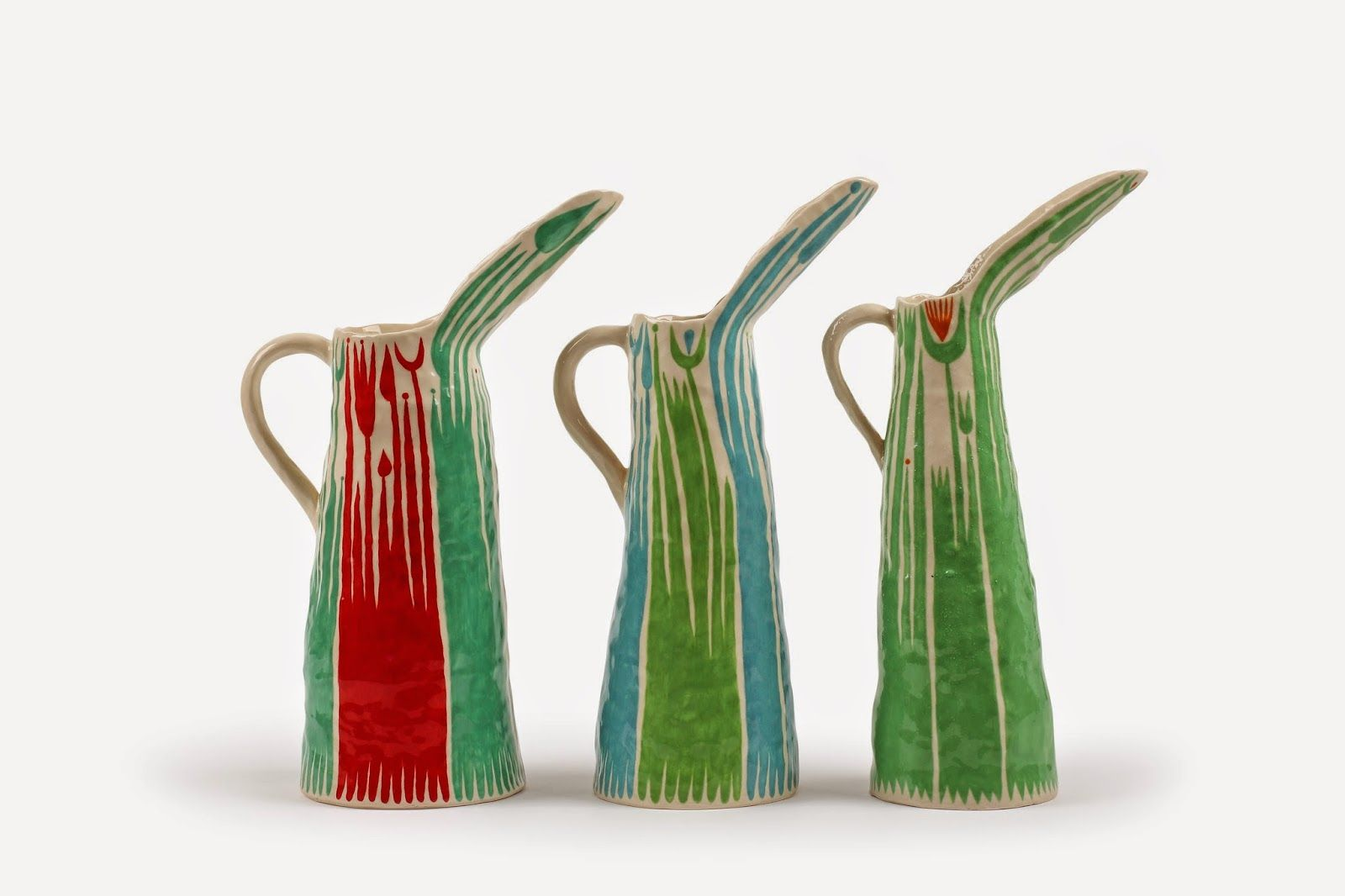 Andrew Ludick Ceramics: New Work
