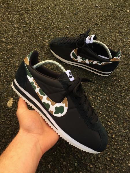 9fb317f7194f Nike-Classic-Cortez-Camo | nice kicks in 2019 | Sneakers nike, Nike ...