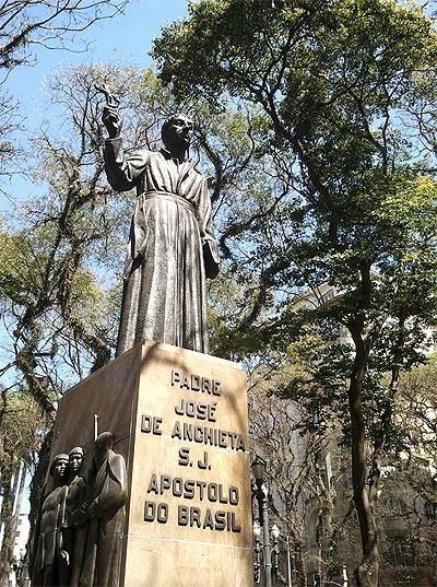 Blog De Santo Afonso Quem Foi O Padre Jose De Anchieta Padre
