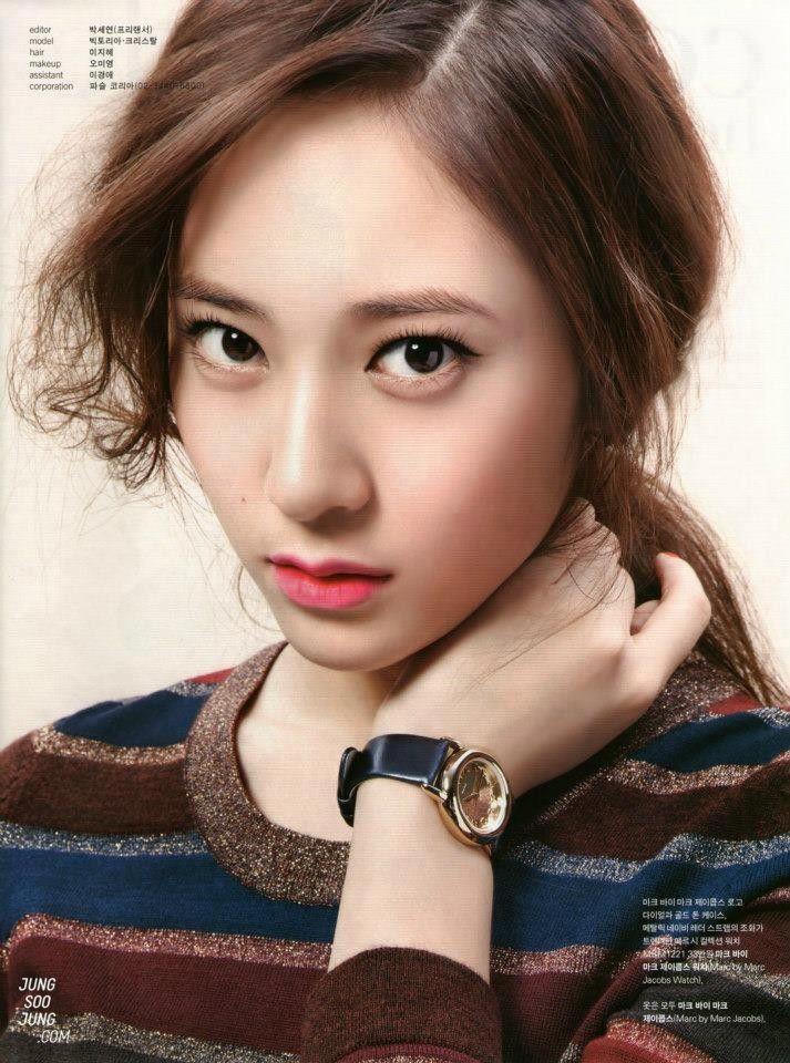 Pin Oleh Yeonju Cho Di F X Model Pakaian Hijab Kecantikan Model Pakaian