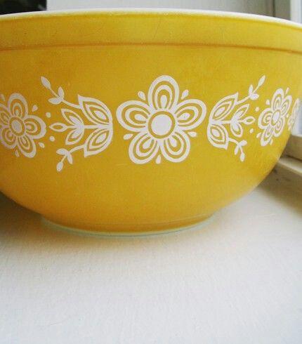 Vintage bowl