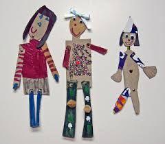 Risultati immagini per art  paper dolls