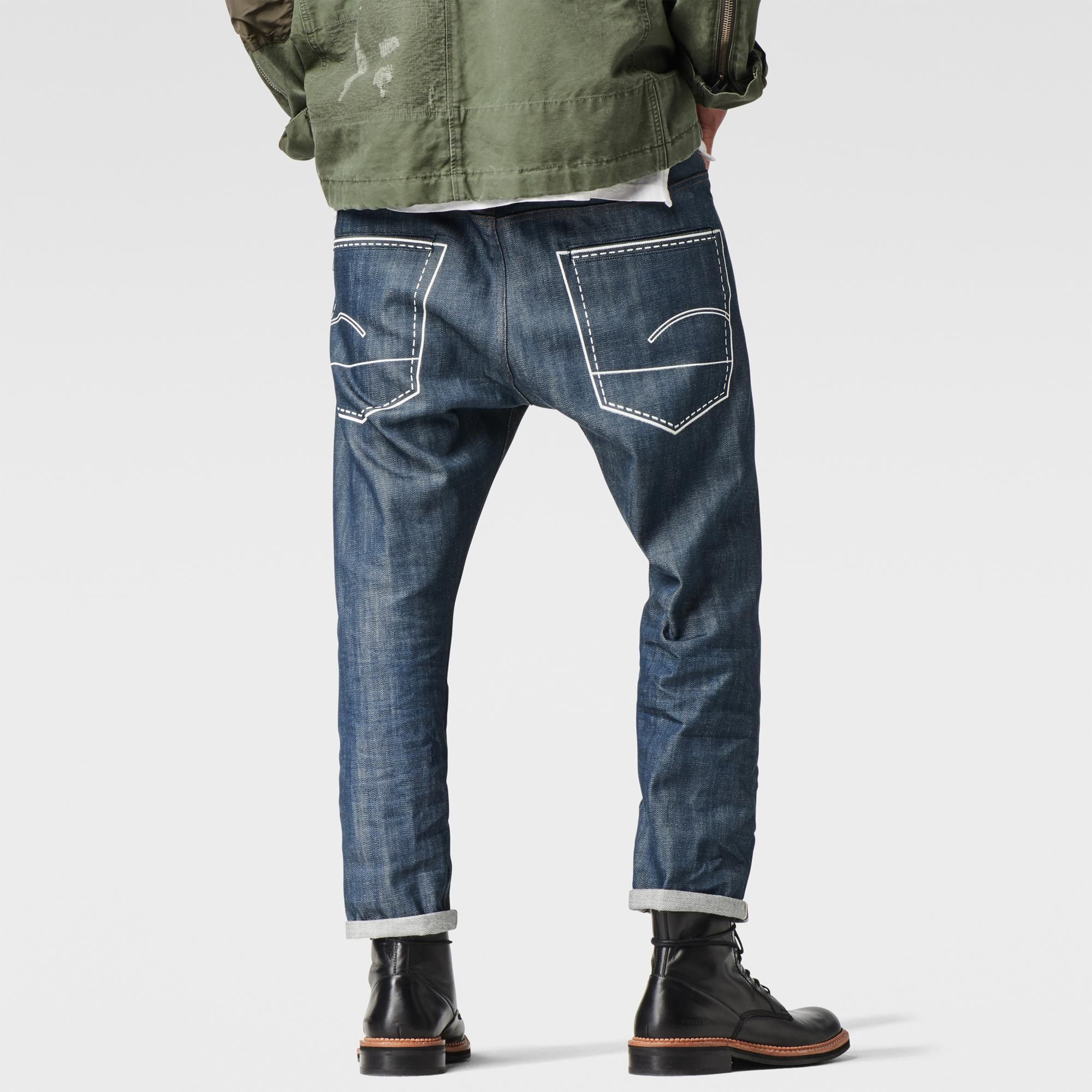 G-Star RAW | Men | ジーンズ | Us First Chain Classic Tapered Jeans ,