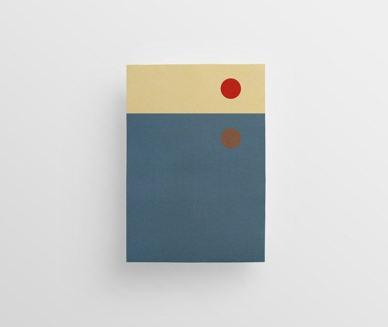 Jaroslaw Morawski's Minimalist landscape illustrations is part of Minimalist landscape, Landscape illustration, Minimalist painting, Jaroslaw, Geometric art, Minimal painting - Could these posters be any more simple  We love the minimalist landscape illustrations by Polish graphic designer Jaroslaw Morawski  With the use of only