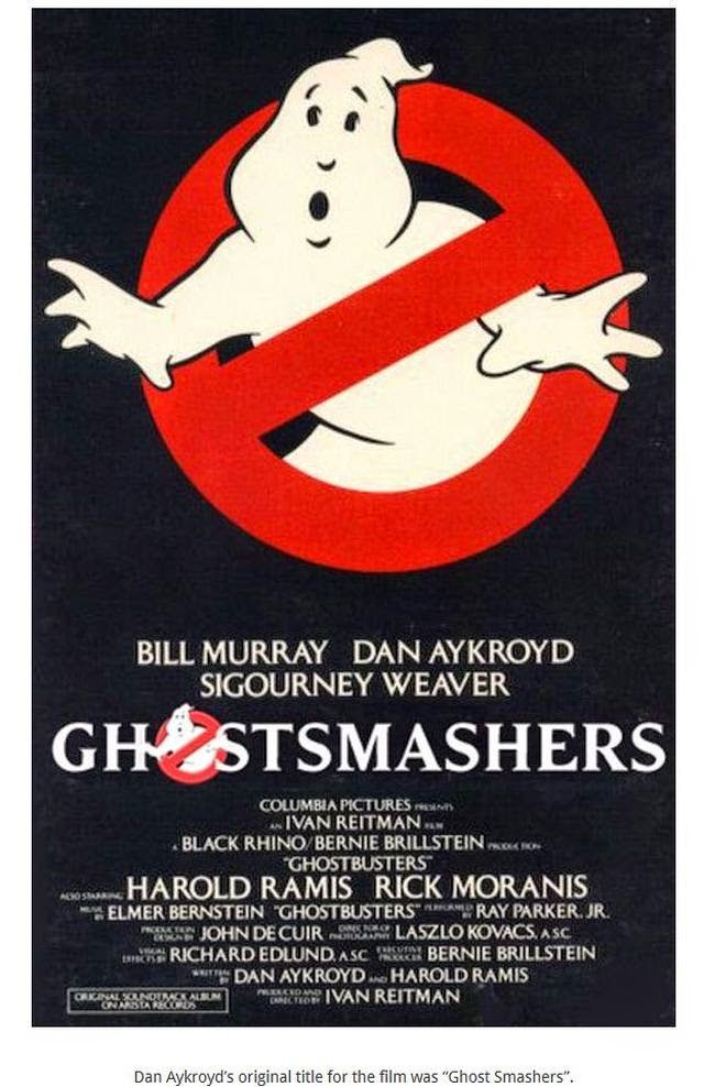 "RECOMMENDED! THE BLOCKBUSTER HIT! ""Ghostbusters"" (1984) 
