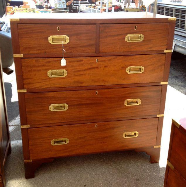Delightful Campaign Dresser   Emily Henderson U2014 Stylist   BLOG   Possibly Ugly Vintage  Furniture Styled So