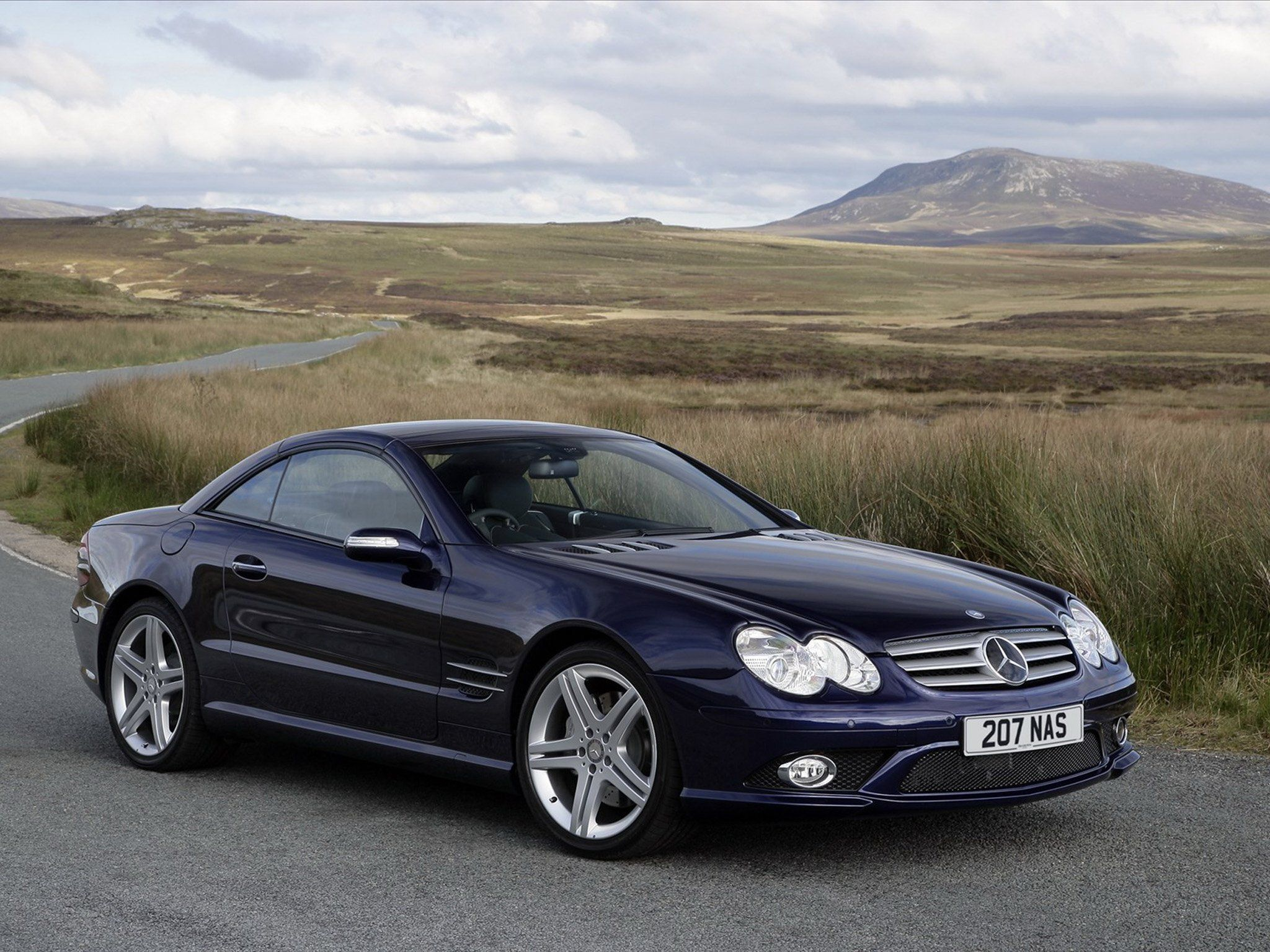 Automotive area 2011 mercedes benz sl r230 - Mercedes Benz Sl Class R230